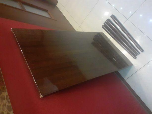 Stara ława stół PRL