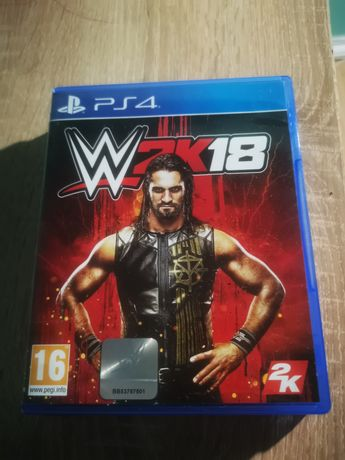 Sprzedam/Zamienię WWE 2K18