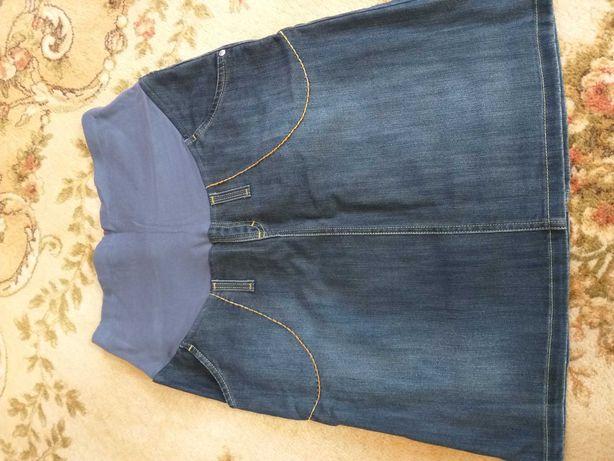spódnica ciążowa jeans L