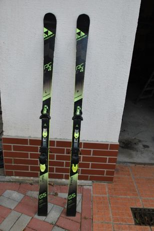 Narty FISCHER GS 165 cm RC4 Junior