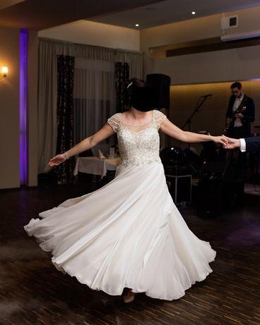 Suknia ślubna Justin Alexander 8957