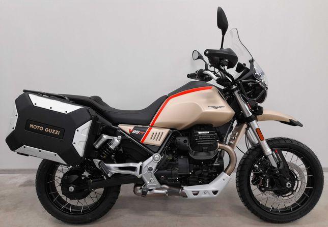 NOWY Moto Guzzi V85TT Travel*dostępny od ręki*Dealer Gdańsk F.VAT 23%