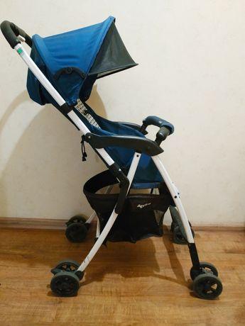 Aprica лёгкая прогулочная коляска летняя