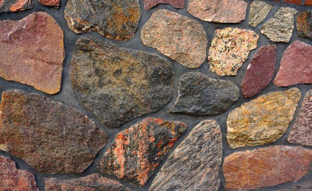 Kamień polny - płytki łupane