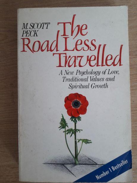 Road less travelled Scott Peck Psychologia Rozwój osobisty angielski