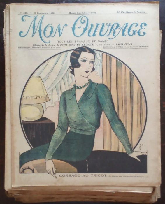 arte feminina todos os trabalhos de senhora 1931