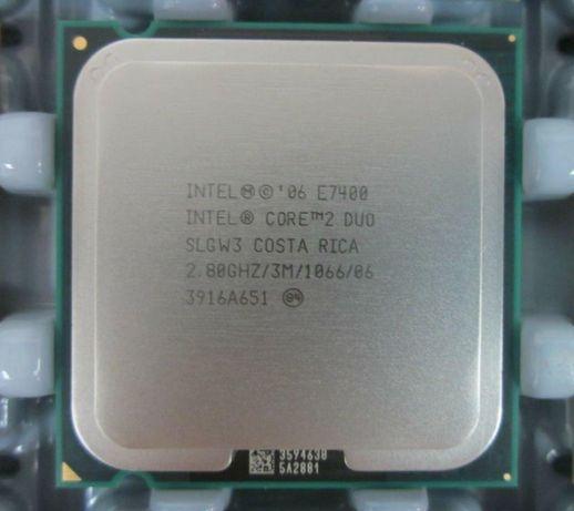 Процессор Intel® Core™2 Duo E7400 / LGA775