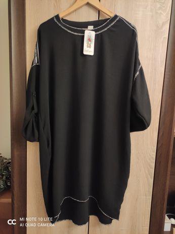 Sukienka tunika xxl