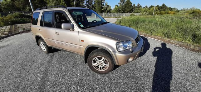 Honda CRV 1999 GPL