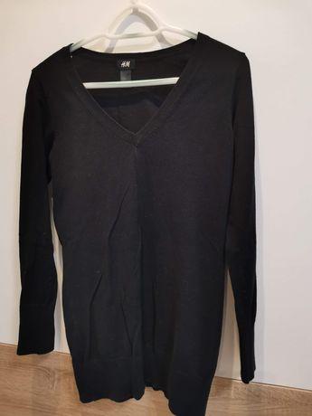 Sweter H&M z ozdobnymi guziczkami 38/40