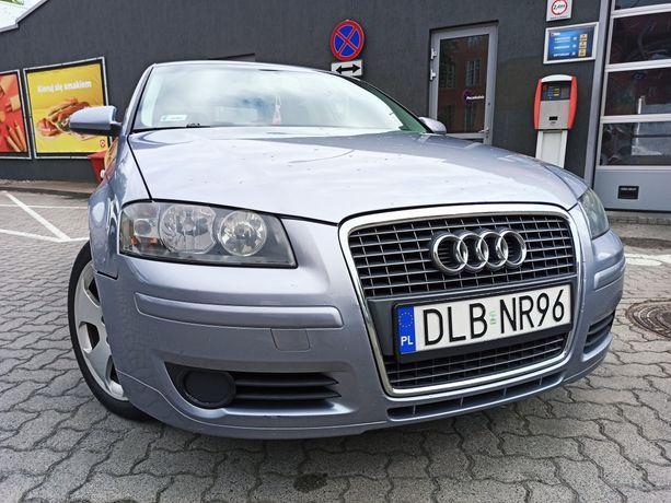 Audi A3 LIFT 2.0TDI 140KM Felgi 17' zamiana