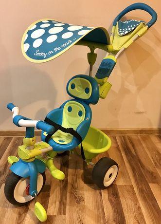 Rowerek/pchacz 4w1 Baby Driver Comfort - Smoby