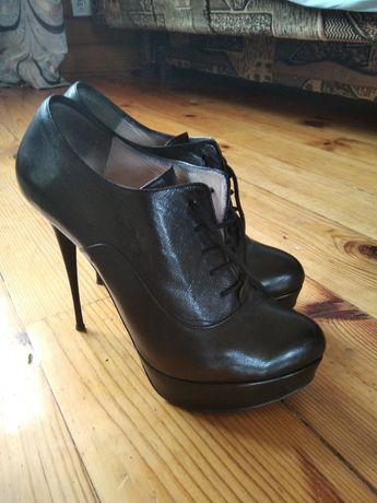 Осінні Шкіряні черевички Marco Pini Італія