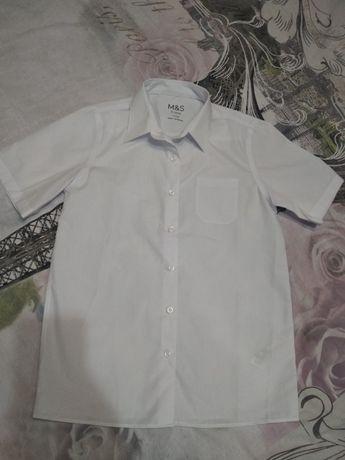 Рубашка на мальчика 11-12 лет (новая)