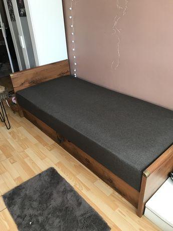 Łóżko ze skrzynią 90x200