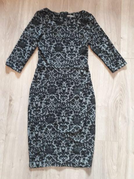 Orsay sukienka + bluzeczka