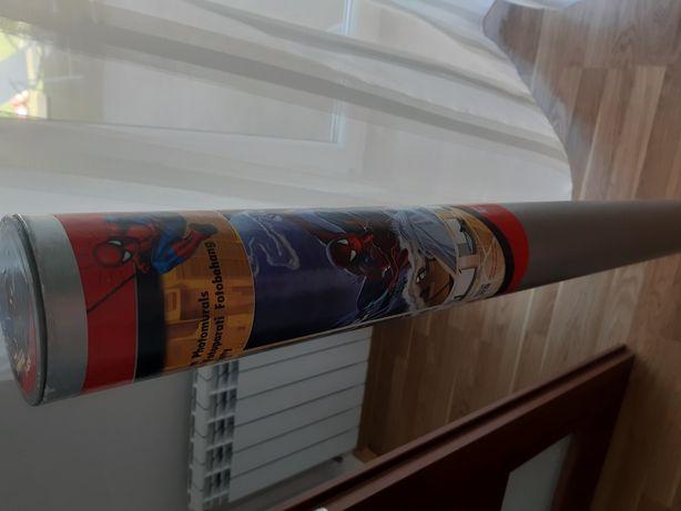 Tapeta fototapeta Spider-man 127x184 cm bardzo duża nowa
