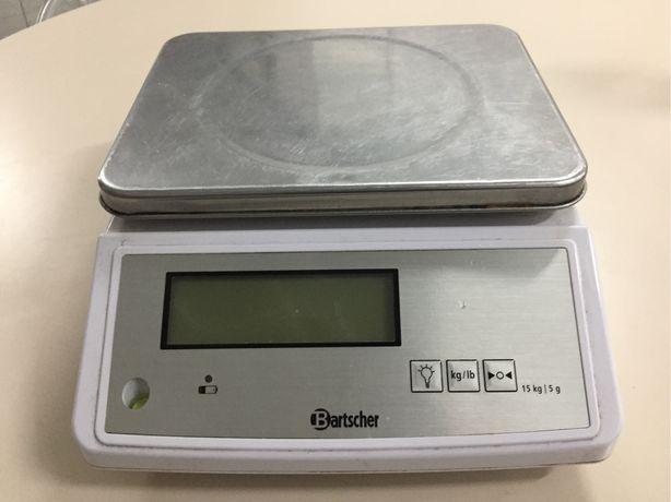 Balança digital Bartscher 15 kg