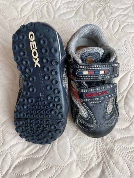R. 21 buty Geox na jesien stan bdb