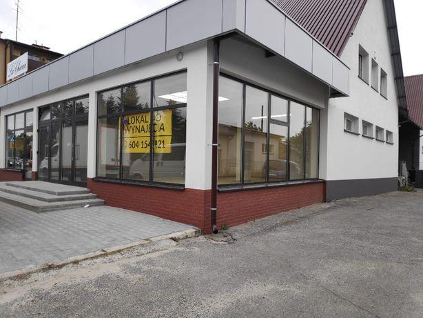 Nowy lokal handlowy 80 m2