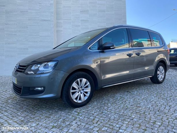 VW Sharan 2.0 Tdi 140Cv - Confortline