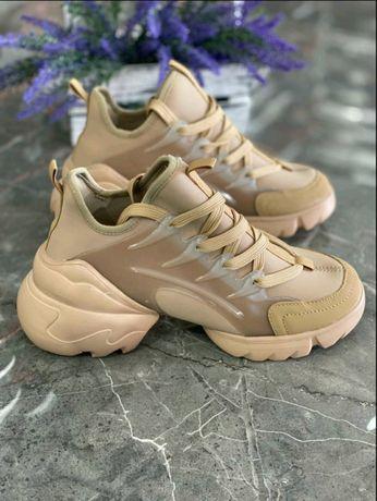 Женские кроссовки Dior, кросівки Диор