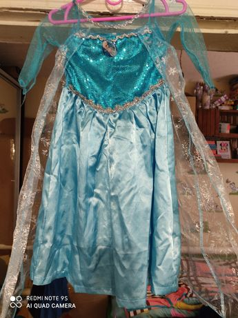 Платья для принцессы 3-4 года
