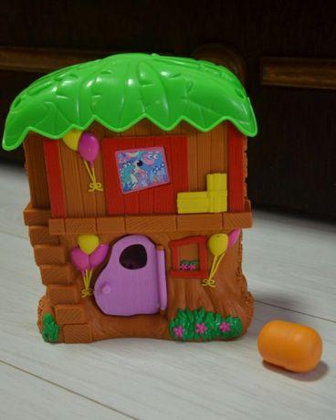 Кукольный домик Mattel Dora (дом для кукол)