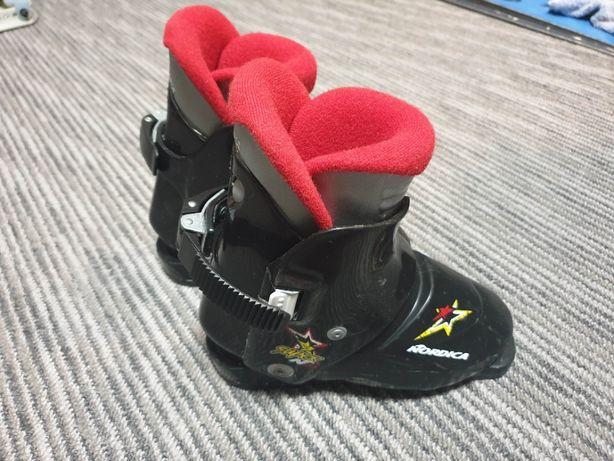 Buty narciarskie dziecięce Nordica Super 0,1 18cm (28)