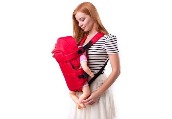 """Рюкзак- кенгуру """" Умка"""" для ношения детей с 3 месяцев до 16 кг. Новый."""