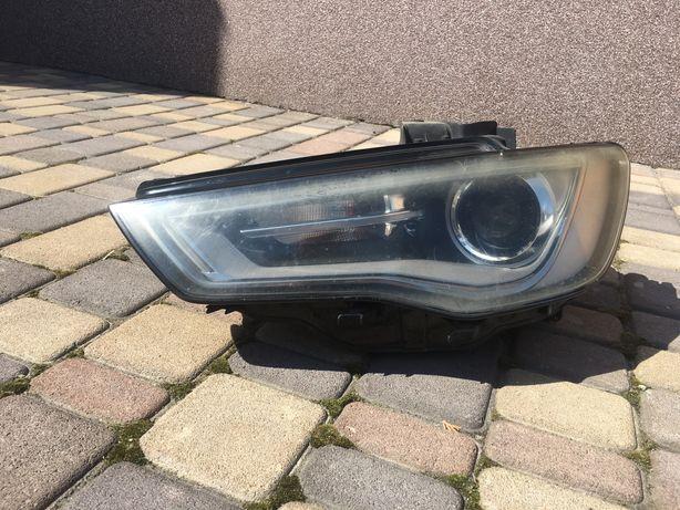 Фара левая Audi A3