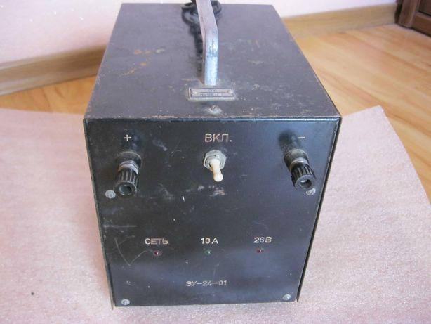 Зарядное устройство для АКБ автомат 24 В