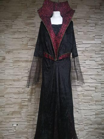 Nowy strój karnawałowy dla dorosłych Wampirzyca 48-50