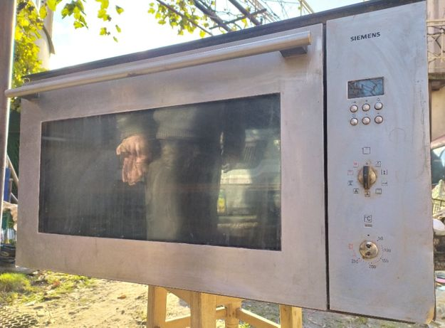 електродуховка потужна