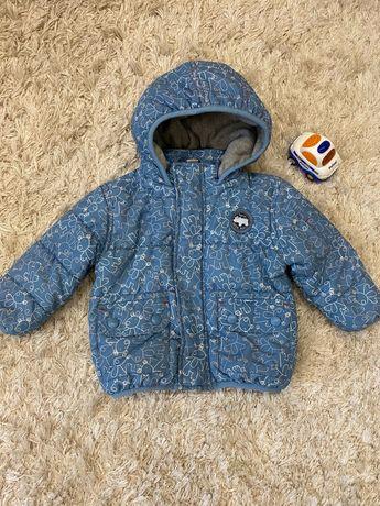 Демисезонная курточка TU 9-12 месяцев