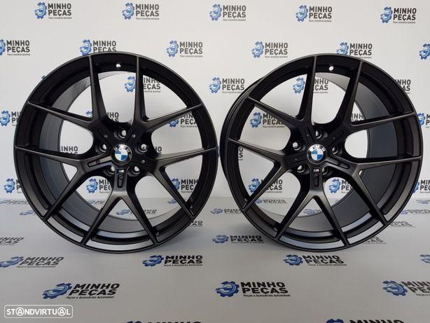 "Jantes BMW Style 554M em 19"" (5x120) Satin Black"