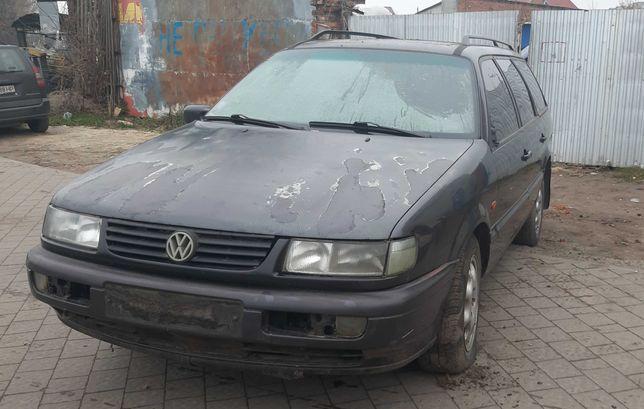 Volkswagen Passat B4 2.8 VR6 по запчастинах