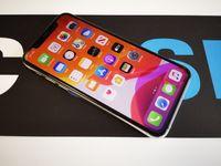 Iphone 11 Pro 64gb Silver gwar prod
