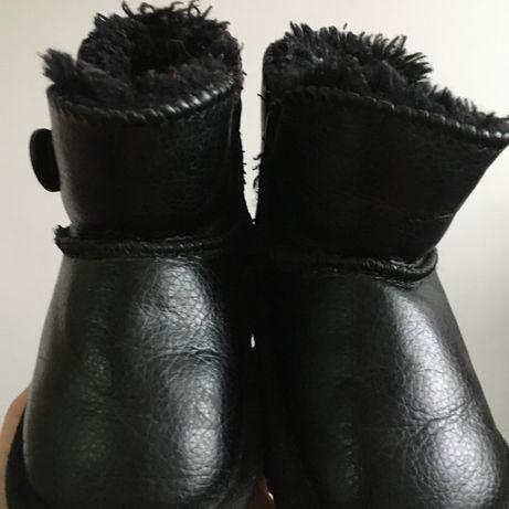 Зимові Угги чоботи черевики