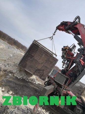Betonowy Zbiornik na gnojowice Szambo betonowe na ścieki-2000l