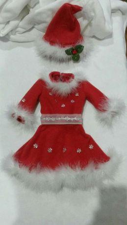 Komplecik świąteczny dla dziecka