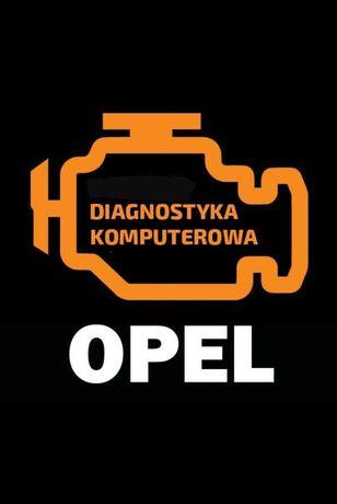 Diagnostyka Komputerowa Opel,Naprawa elektroniki,Programowanie MDI