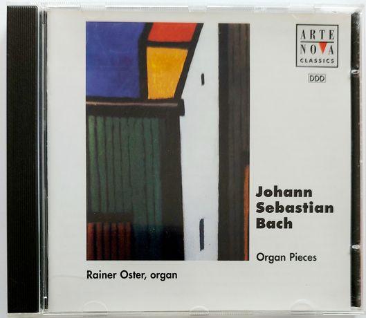 Bach Organ Pieces 1995r