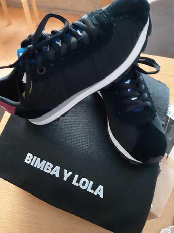 Tenis Bimba Y Lola originais T35