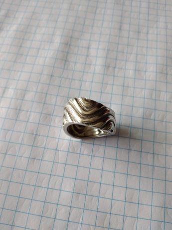 pierścionek srebrny, srebro 925 - obrączka