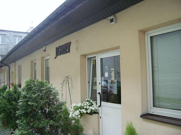 Sprzedam budynek parterowy usługowo-handlowy 122m2 centrum Kielc Pl.Wo