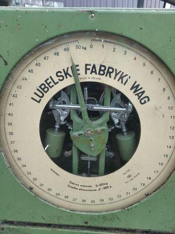 Waga zegarowa przemyslowa