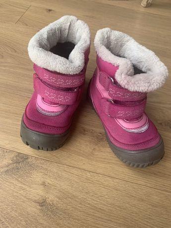 Ботинки reimatec alad 569113 {4870} розовый