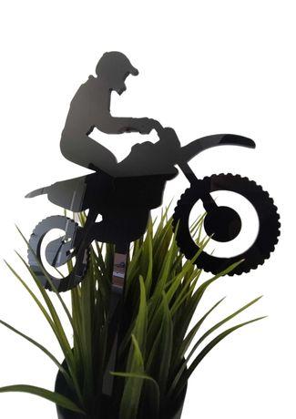 Topper na tort Motocross