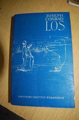 """Książka """"Los : opowieść w dwóch częściach"""" Joseph Conrad-Korzeniowski"""